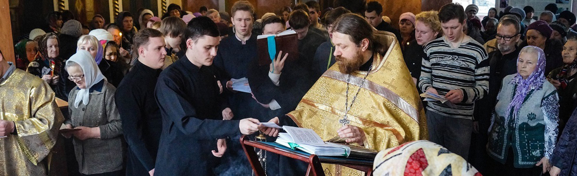 Success story – help for the training of 111 Orthodox seminarians in Belgorod, Russia