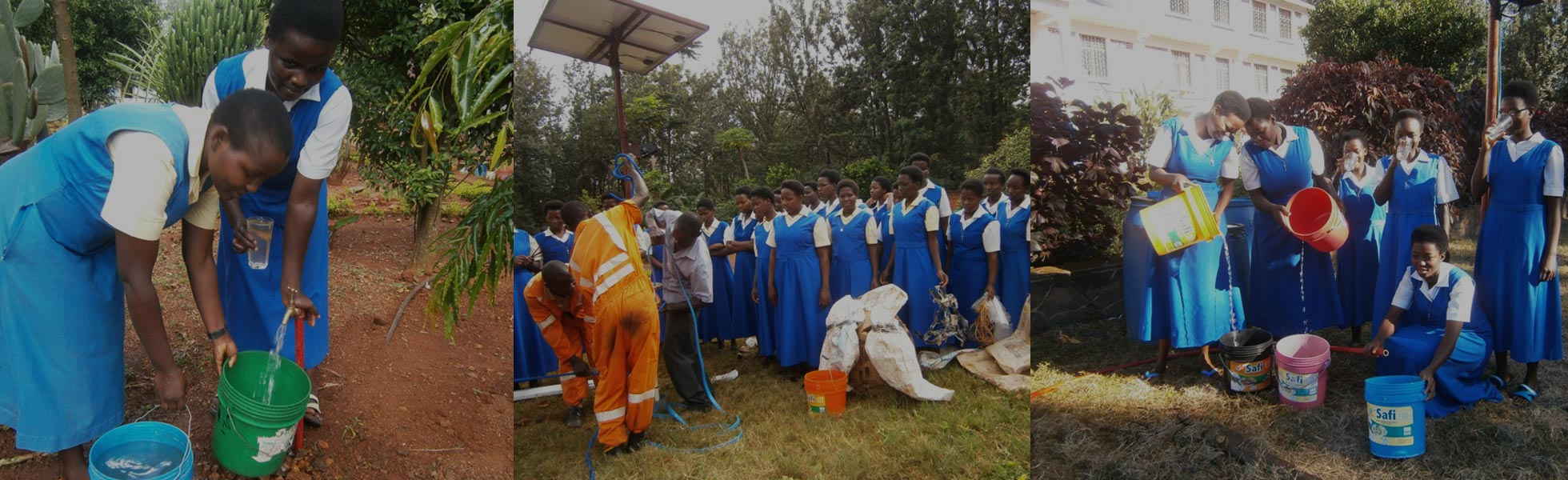 Tanzania: a project to provide the Bene-Maria Sisters' Novitiate in Kasulu with clean drinking water