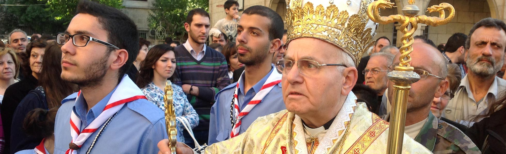 There were 25 of them – a letter by Bishop Jean-Clément Jeanbart of Aleppo