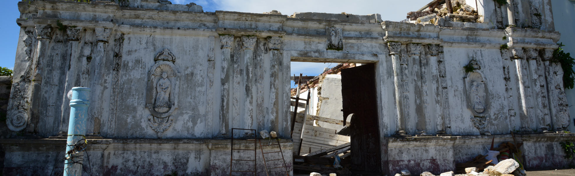 Aid to the Church in Need supports affected dioceses – many churches rebuilt