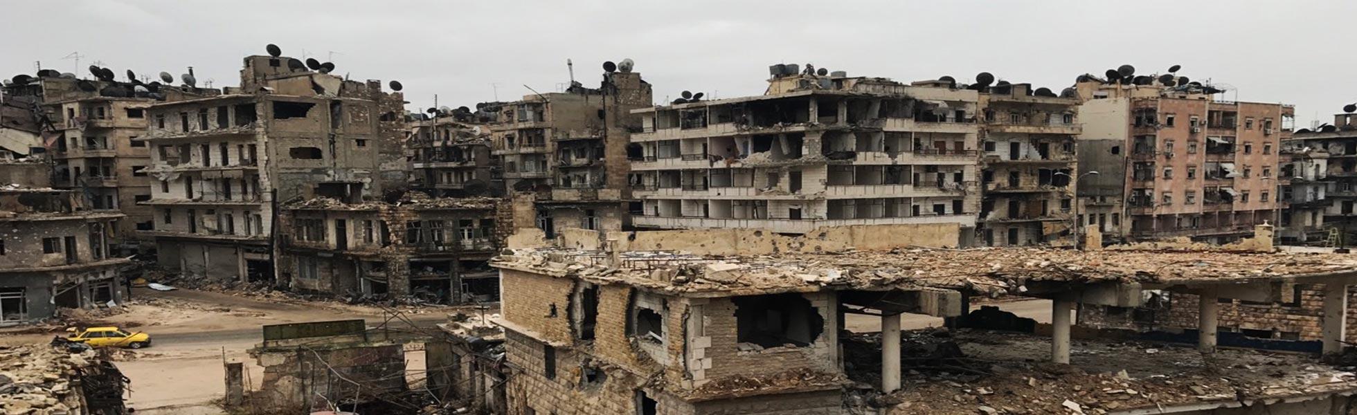Jesuit priest calls for reconciliation in Aleppo