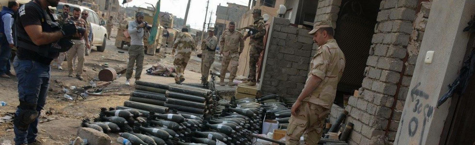 Irak: «Seguimos teniendo miedo»