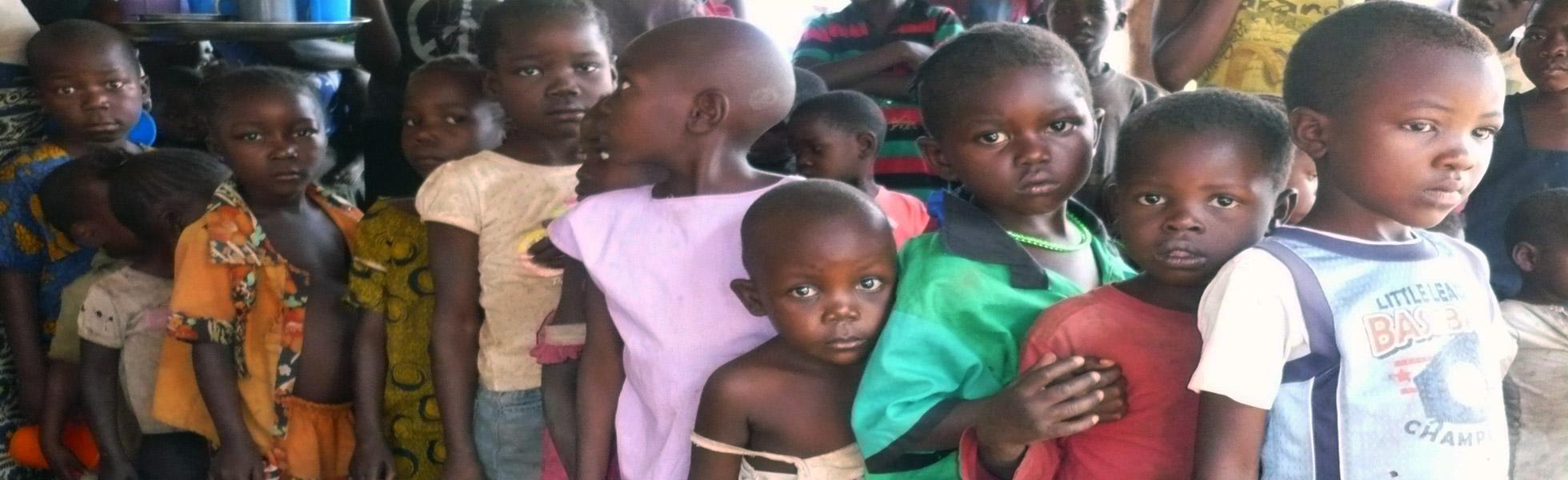En Sudán del Sur, la supervivencia es la lucha cotidiana para los ciudadanos corrientes