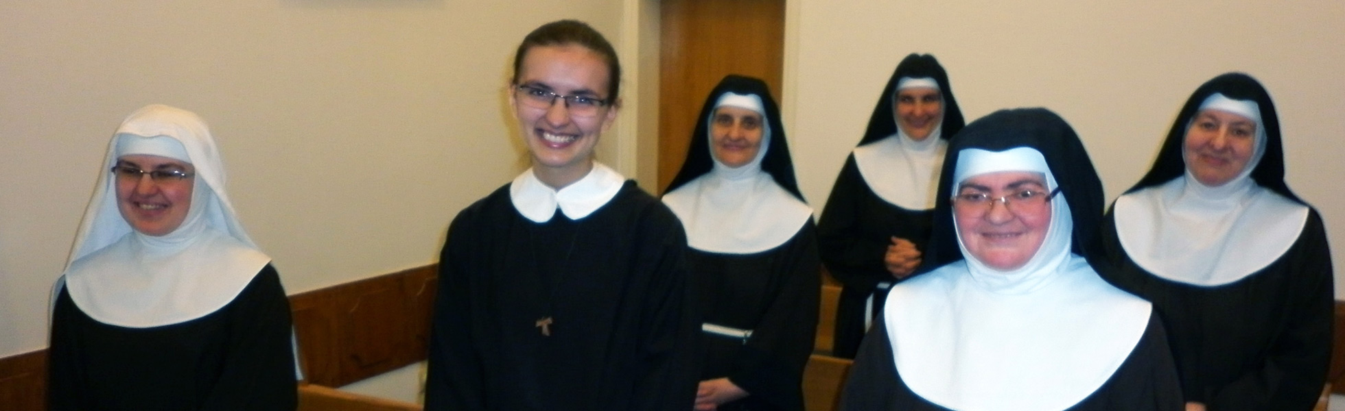 Success Story: the Poor Clare Sisters in Brestovsko thank you for your support