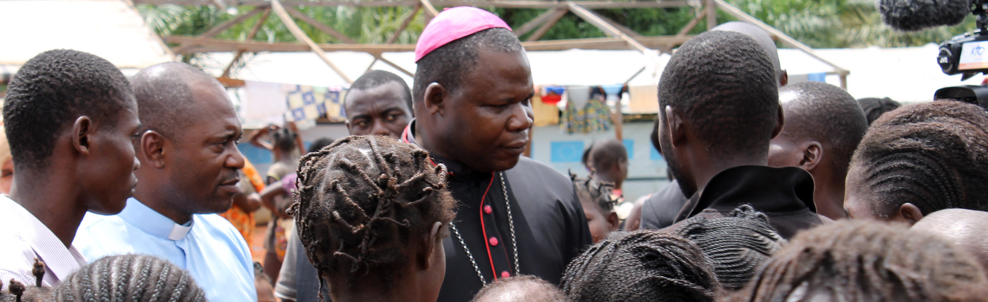"Central African Republic: ""It was almost like the visit of the Pope"""