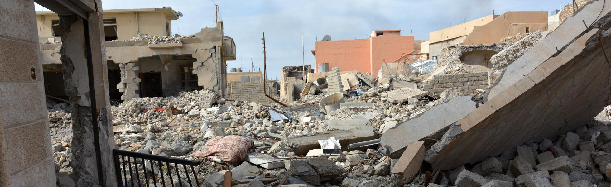 Iraq: More than 12,000 private homes on the Nineveh plains damaged by ISIS