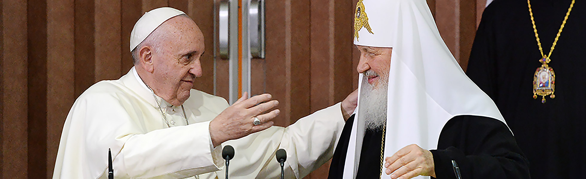 """ORTHODOX AND CATHOLICS: """"SAVING UNBORN CHILDREN TOGETHER IN THE SPIRIT OF CHRIST"""""""