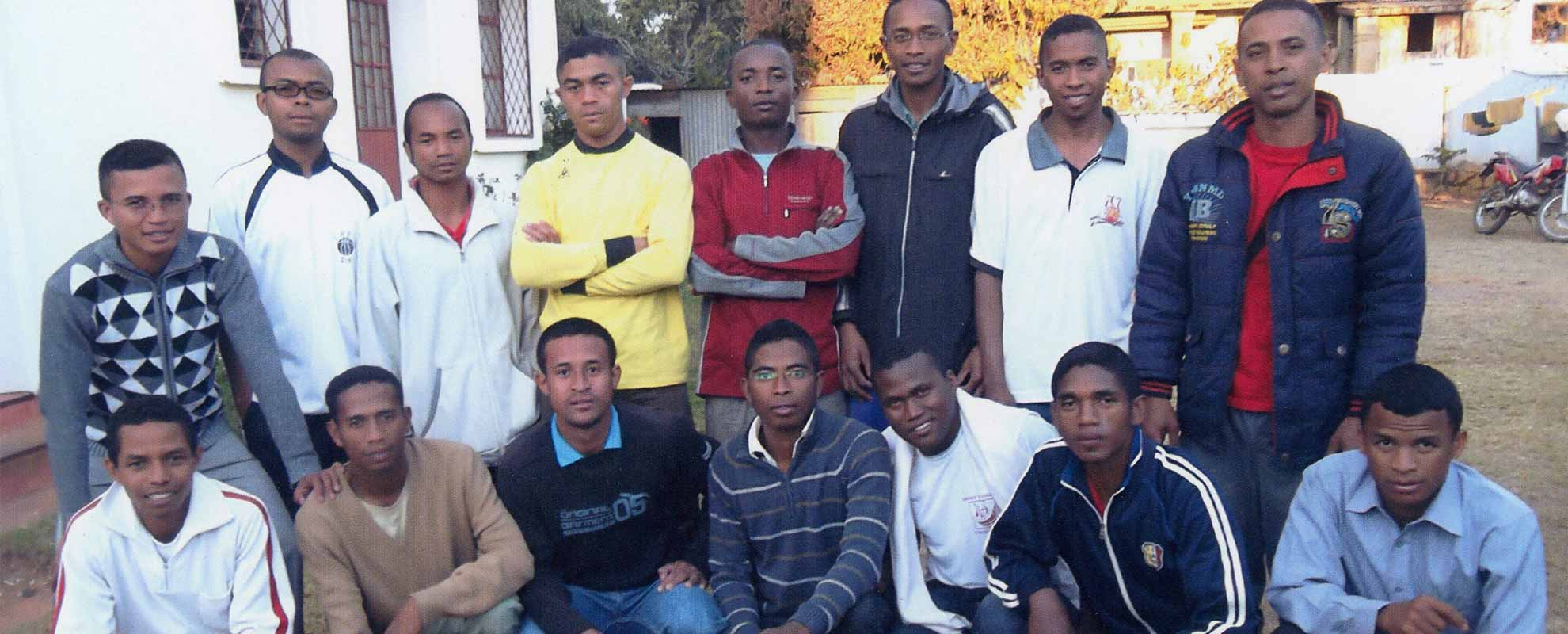 Madagascar: Help for the training of 69 future priests