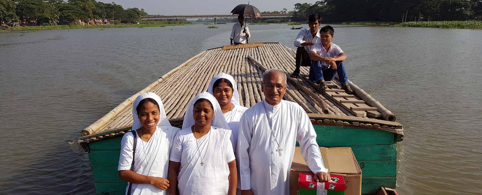 Bangladesh: La Iglesia Católica reivindica más derechos para las minorías étnicas