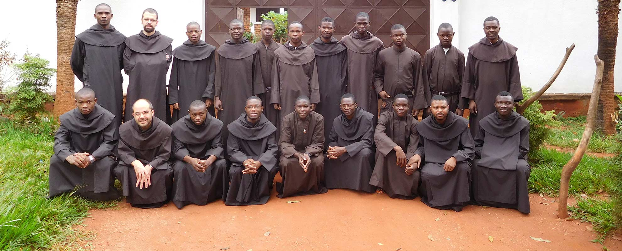 Central African Republic and Cameroon: Help for the formation of 39 young Carmelite friars