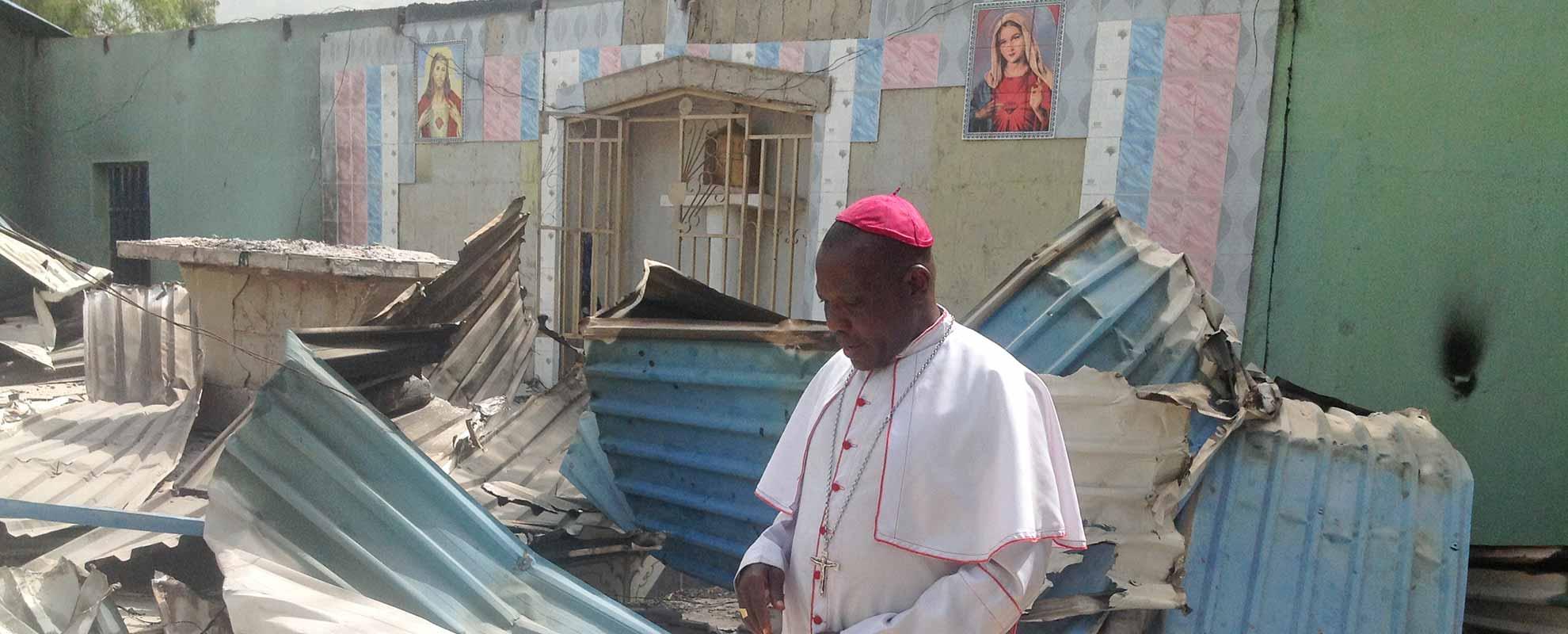 ACN destinará una ayuda de emergencia a las viudas y huérfanos víctimas de la violencia de Boko Haram en la Diócesis católica de Maiduguri en Nigeria.