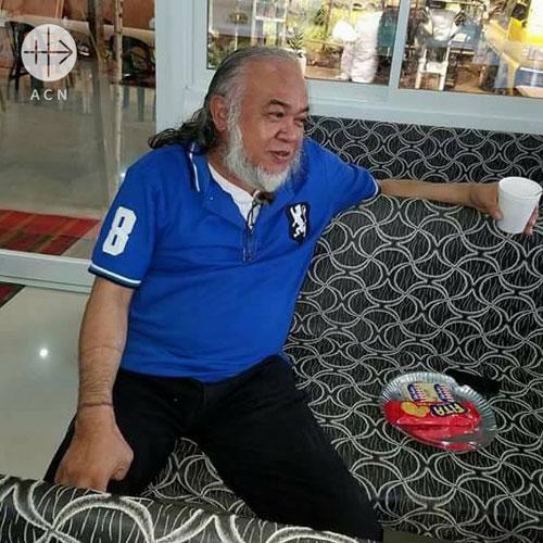 Father Teresito Suganob