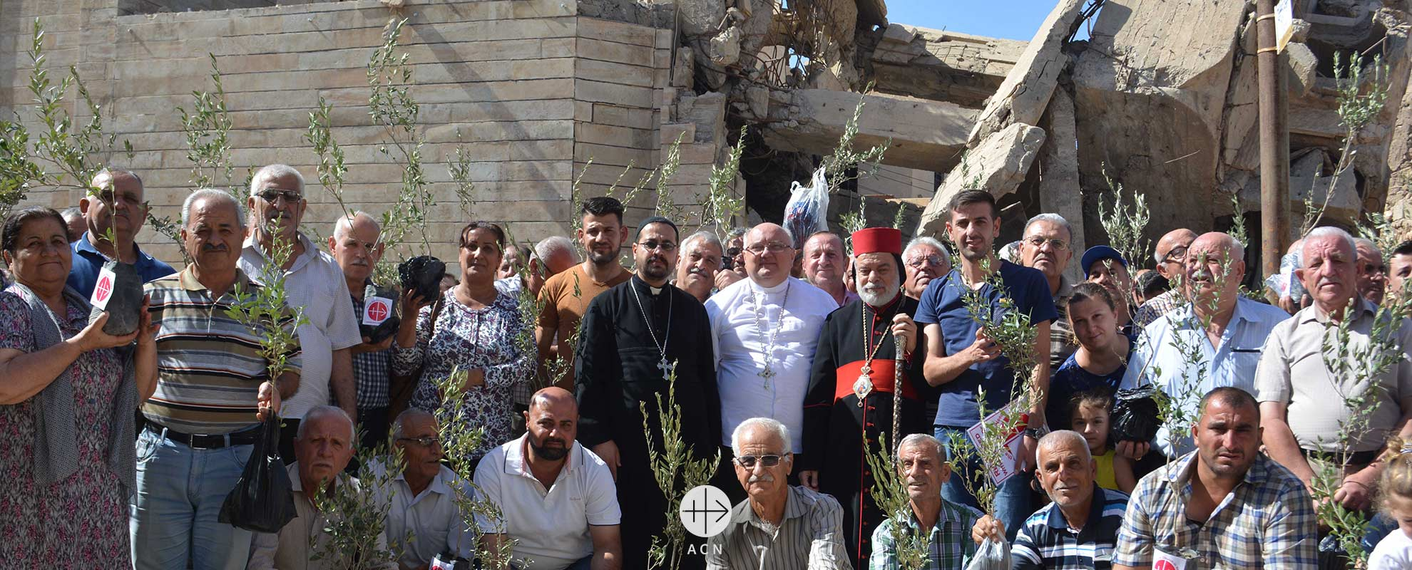 Celebrations mark return of Iraqi Christians to Nineveh