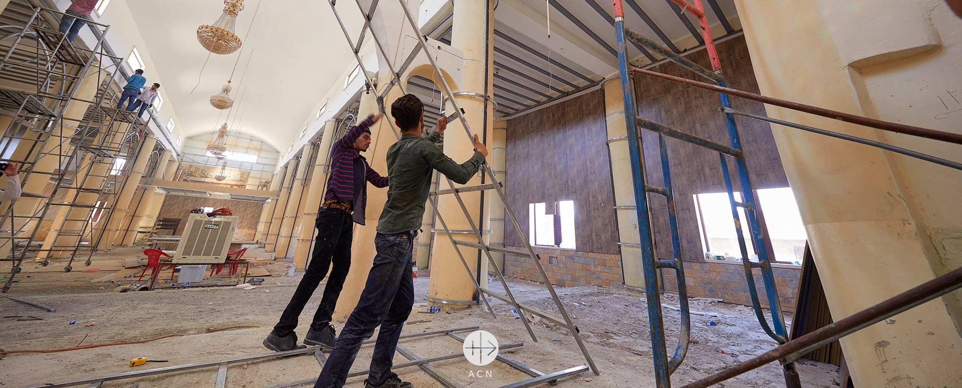 Conferencia en Roma sobre el derecho a retornar de los cristianos iraquíes
