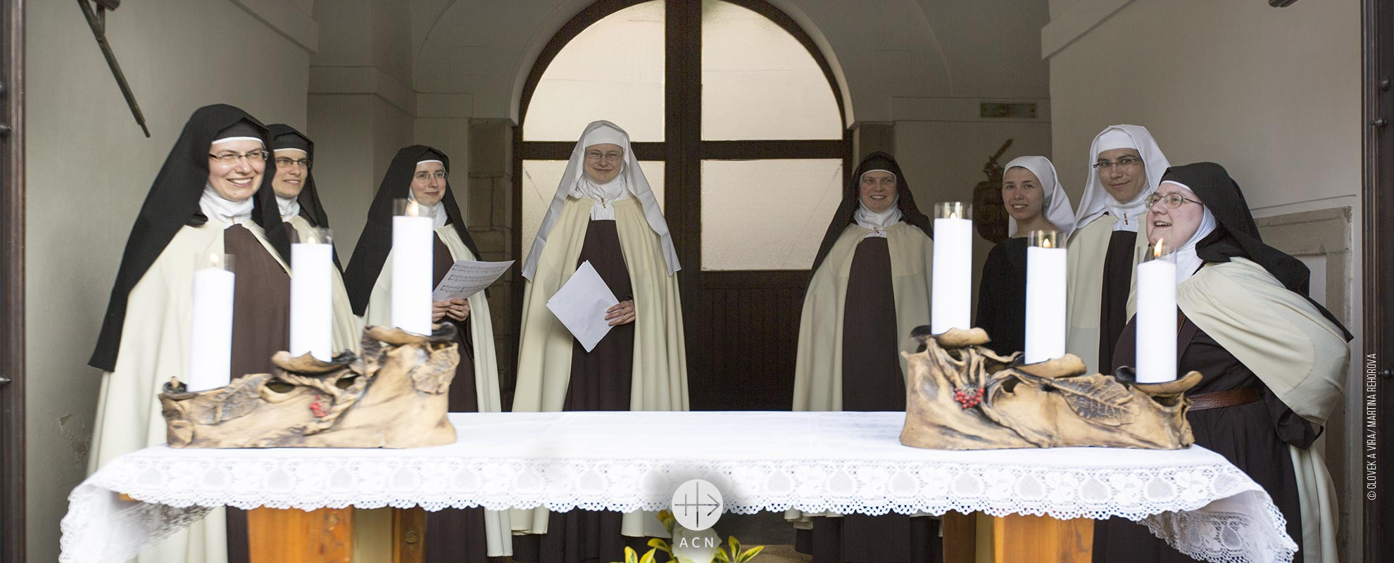 República Checa: Ayuda al sustento para las Carmelitas de Praga