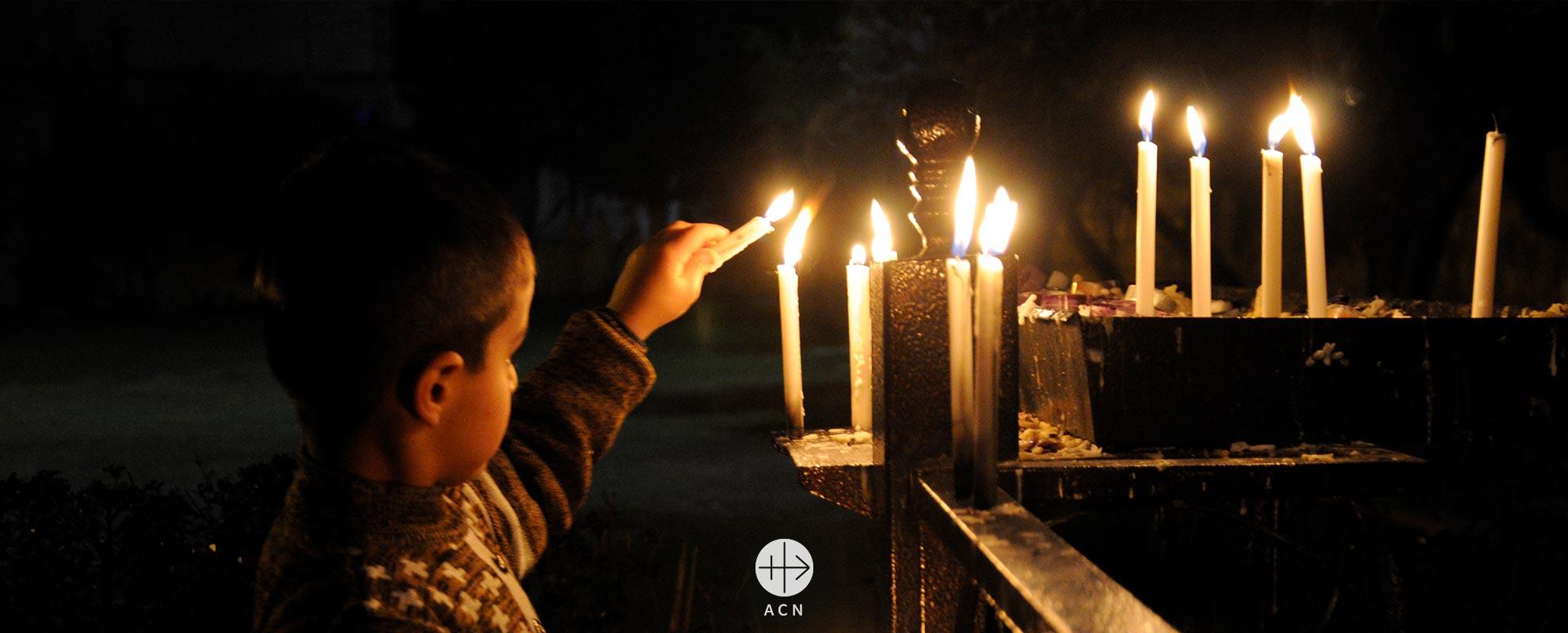 Un «Belén» para cristianos iraquíes