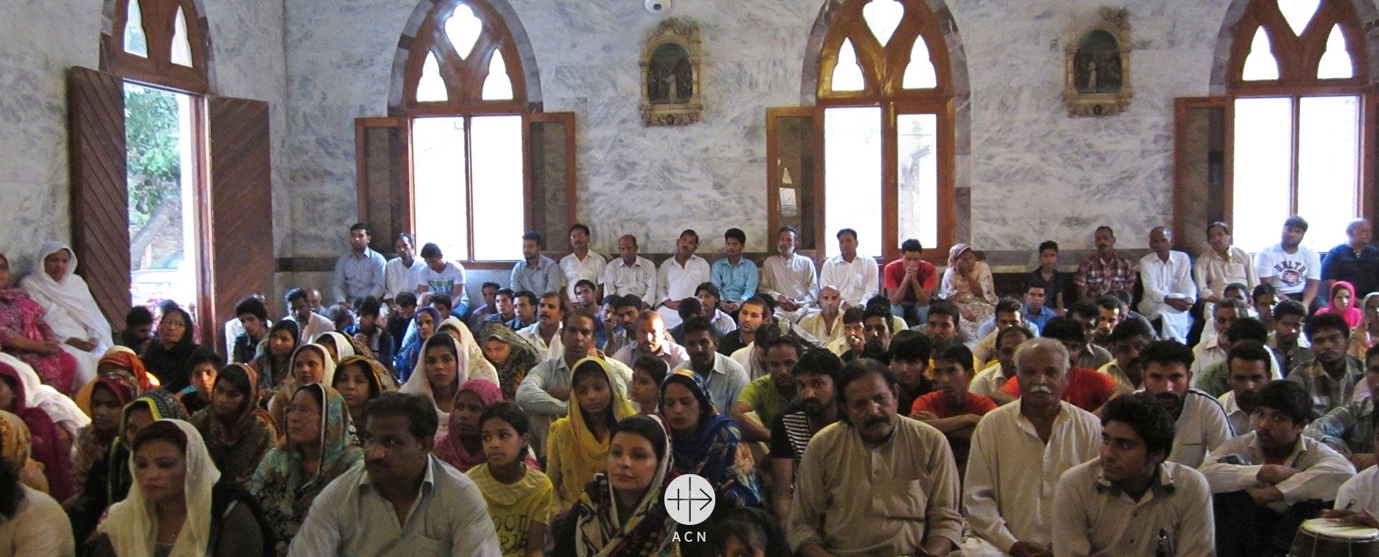 Brave security prevented a massacre at Quetta church