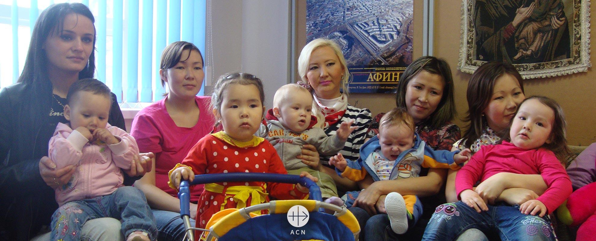 Rusia: pasos concretos con el espíritu del ecumenismo