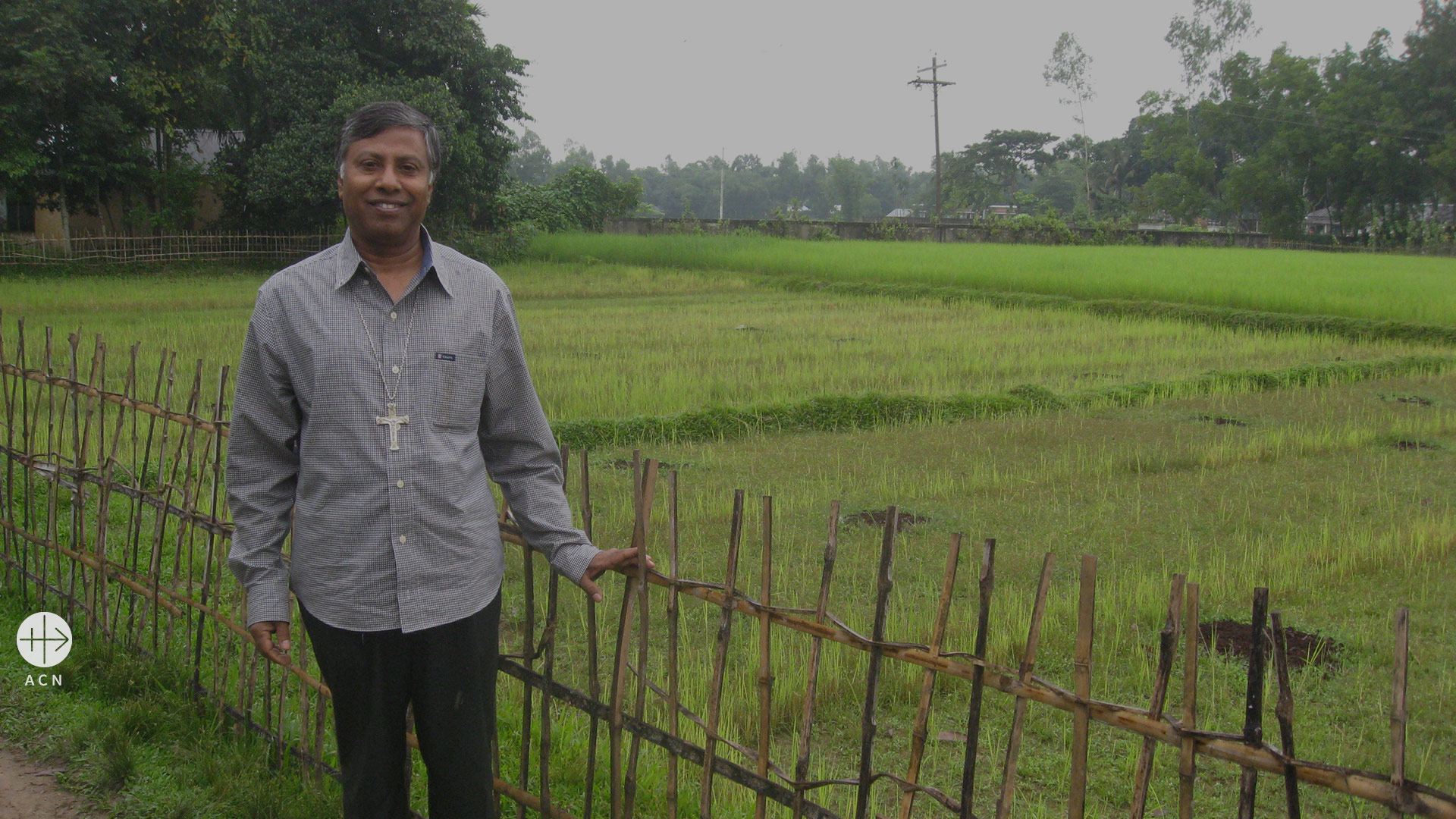 Bangladesh – The bishop without land, without a house and without a car.