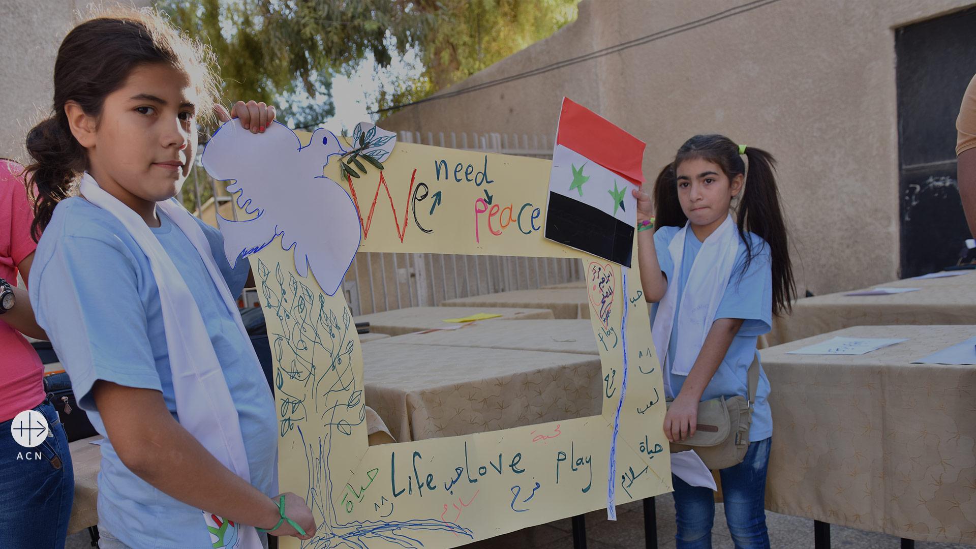 Damasco: «Los cristianos sufren una angustia mortal»