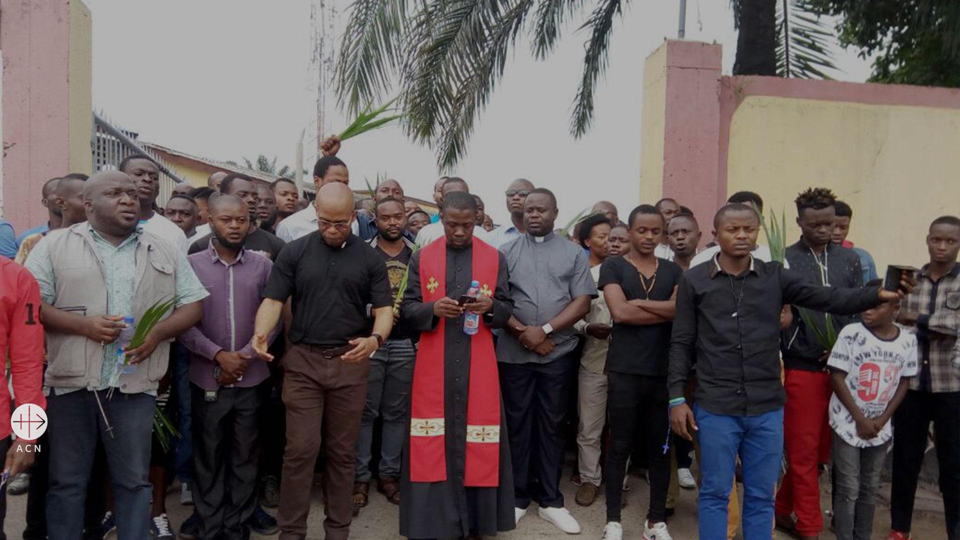 """República Democrática del Congo: """"¡Los laicos católicos desempeñan un importante papel!"""""""