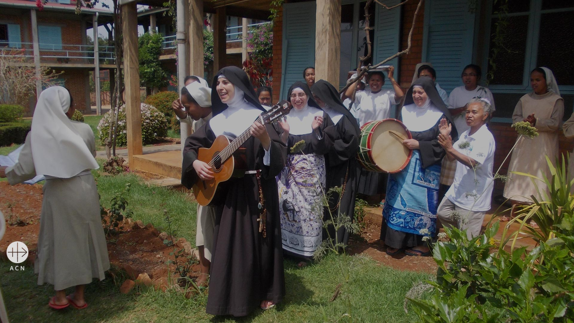 The dream of the Poor Clares