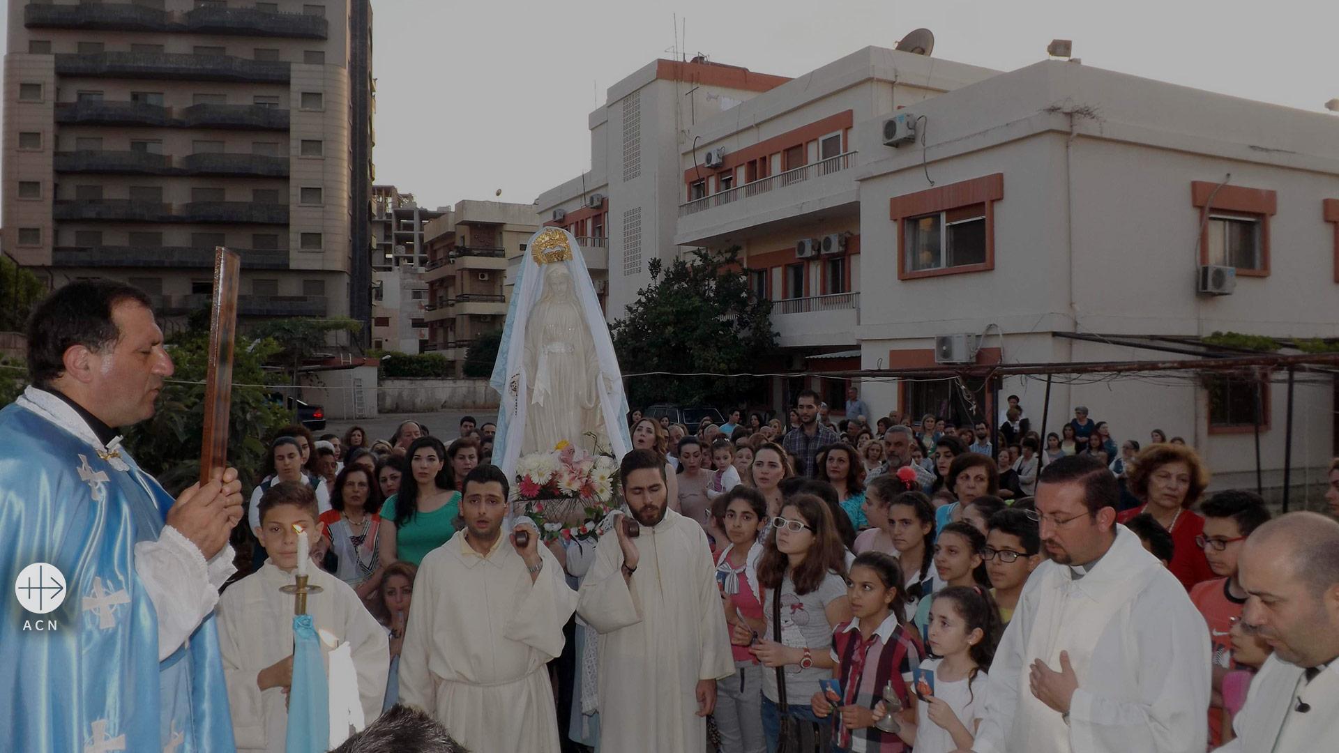"""Obispo Chbeir – """"El final de la guerra en Siria está en manos de la comunidad internacional"""""""