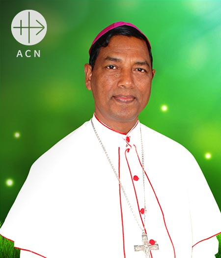 Bishop Sarat Chandra Nayak of Berhampur