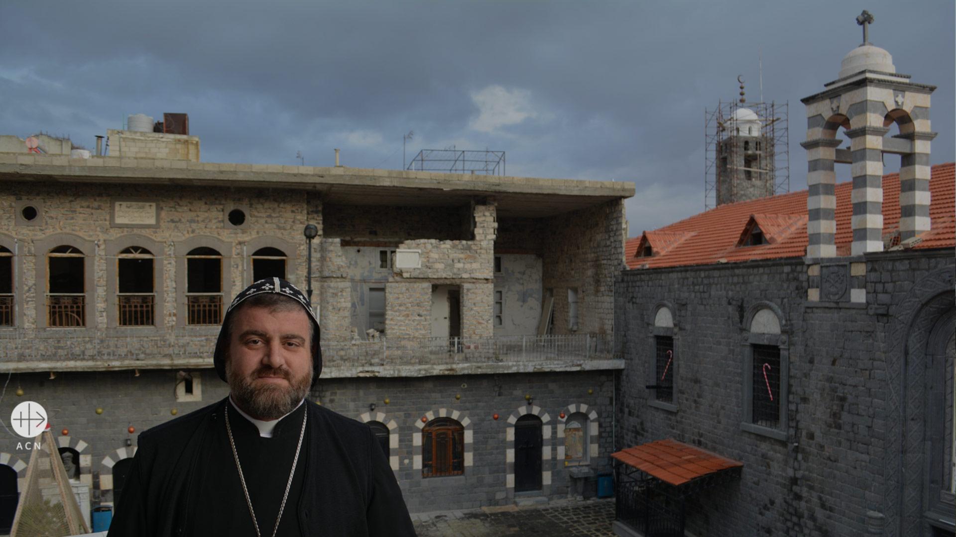 Homs needs new hope