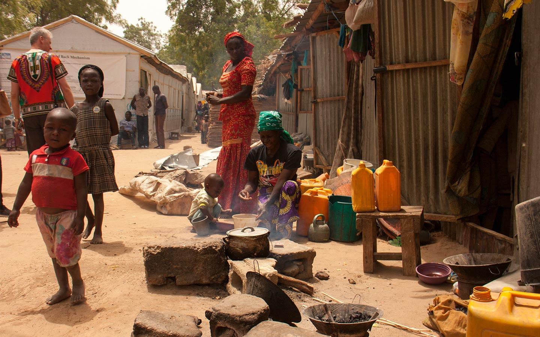 """Maiduguri: """"Estamos mejorando pero vivimos lejos de la normalidad"""""""