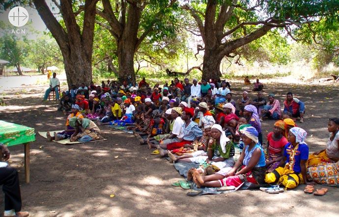 Mozambique. Dözese Pemba