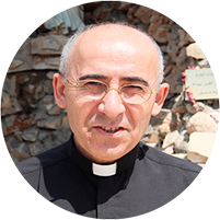 Father George Jahola