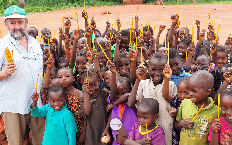 República Centroafricana: Ayuda de emergencia excepcional aprobada para la Diócesis de Bangassou