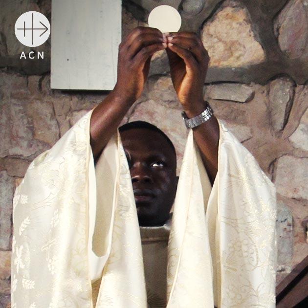 Father Apollinaire Cibaka Cikongo