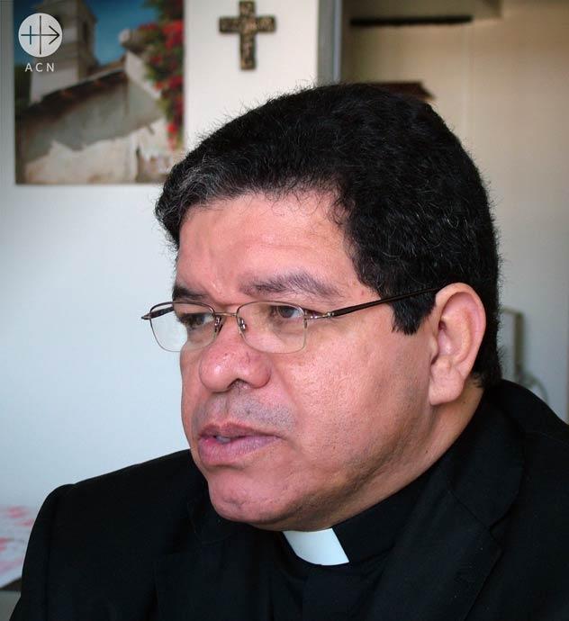 Archbishop José Luis Azuaje Ayala of Maracaibo