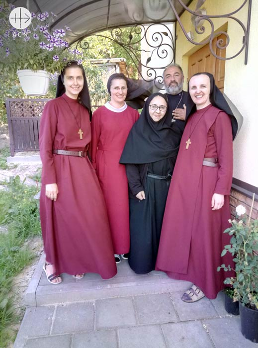 Support for the life and ministry of four Redemptorist sisters in Lviv