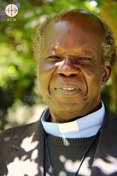 Auxiliary Bishop Daniel Adwok Kur of Khartoum