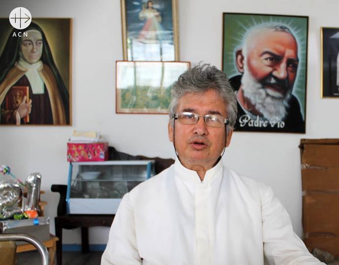 Fr. Esteban Galvis