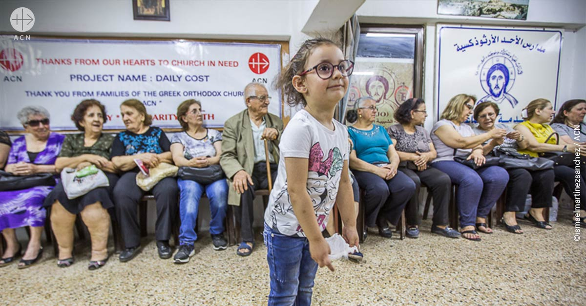 ACN approves a total of over 3 million Euros for 40 projects for the reconstruction of Syria