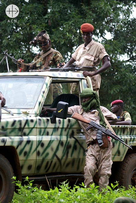 Central African Republic: Armed rebels
