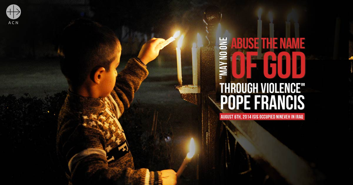 The hundred thousand faces of suffering of the Iraqi Christians