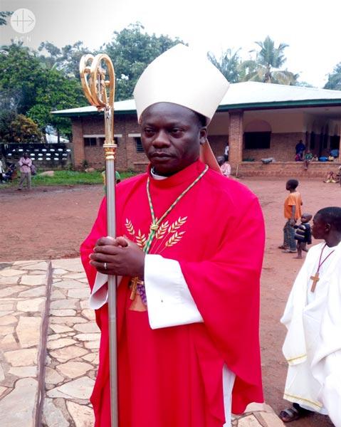 Bishop Cyr-Nestor Yapaupa