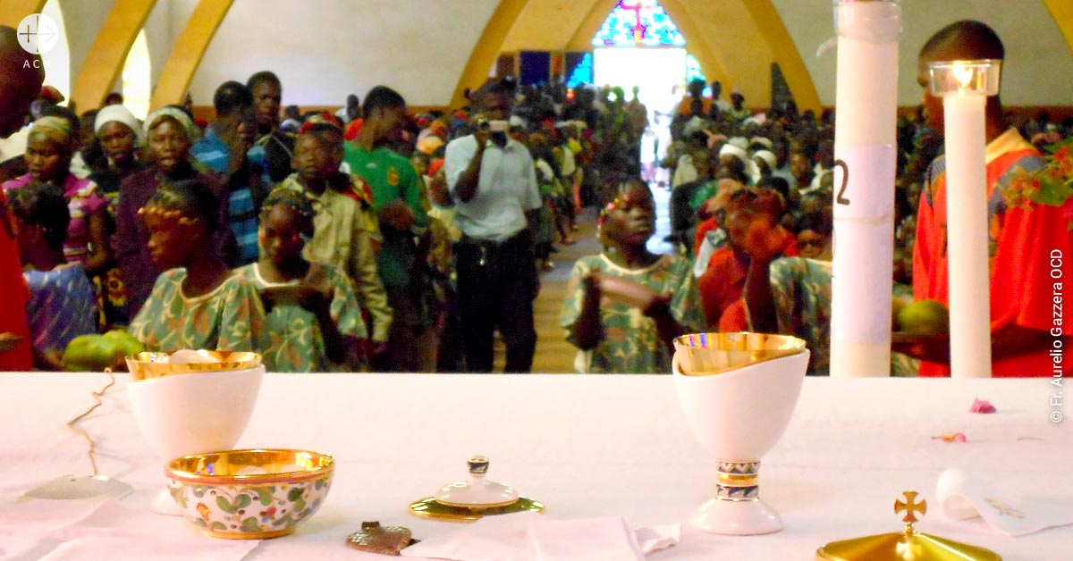 """Respuesta a la crisis en la República Centroafricana: """"Los peligros de la vida no podrán impedir jamás que la Iglesia prospere y prolifere""""."""