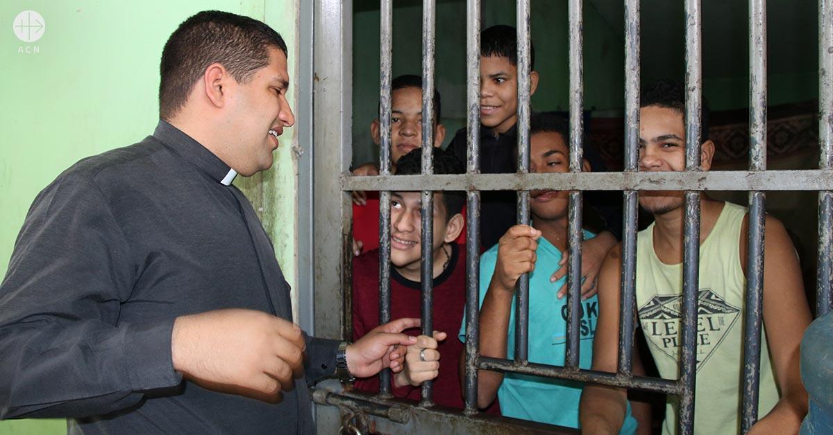 Una nueva vida con el YOUCAT en Venezuela