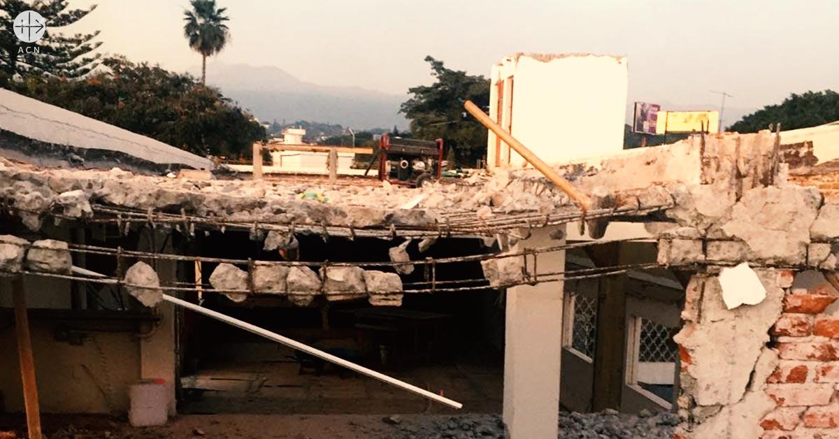 México un año después del terremoto