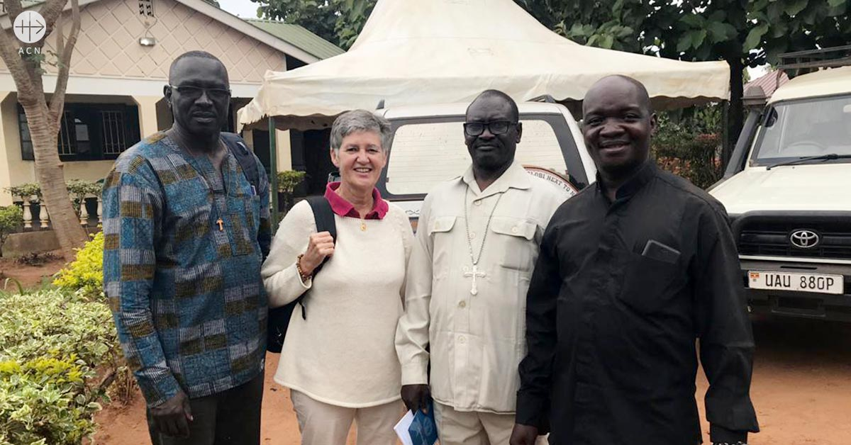 Prospect of hope and a future for the South Sudanese refugees dispersed throughout many camps in Uganda