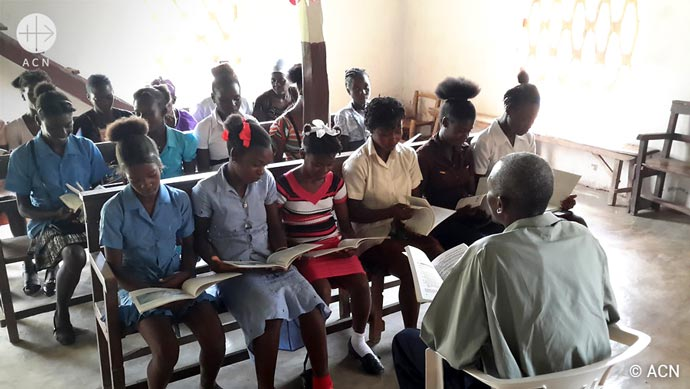 For the Church, education is a most urgent priority, as a result of which is the parish school