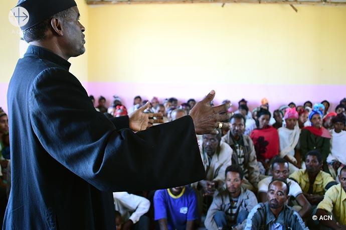 Ethiopia, diocese Meki
