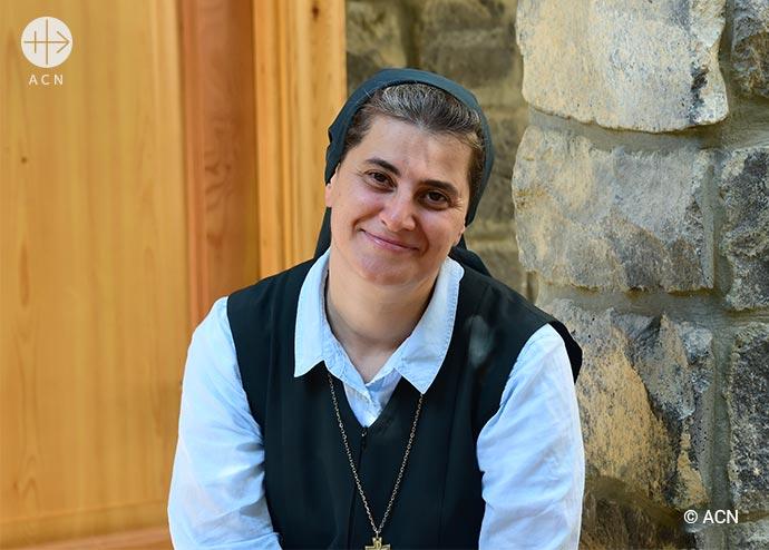 Sister Samia Syiej