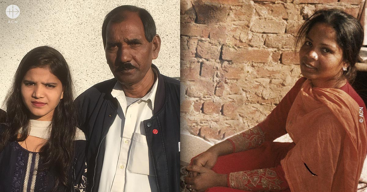 Asia Bibi's husband sends an appeal for help via ACN to the Italian government